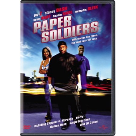 Paper Soldiers (DVD) (Paper Soldiers)