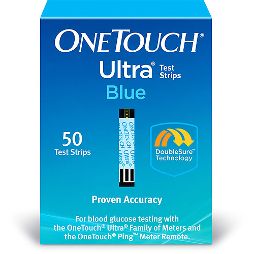 One Touch Ultra Test Strip 50's