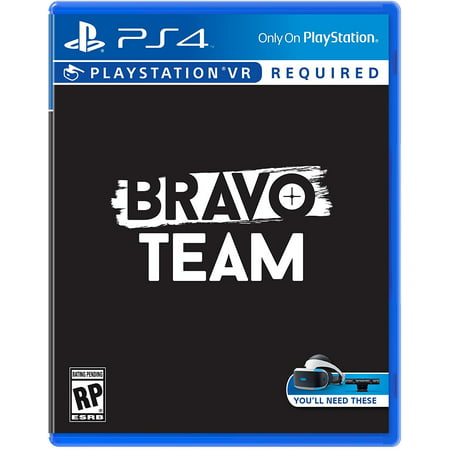 Bravo Team VR, Sony, PlayStation 4, 711719510567 (Best Team Games Ps4)
