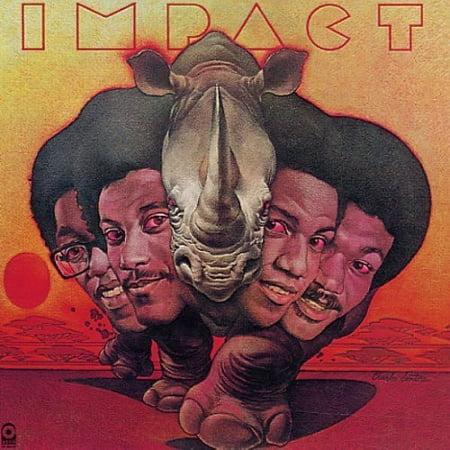 Impact (CD) - Impact Cd