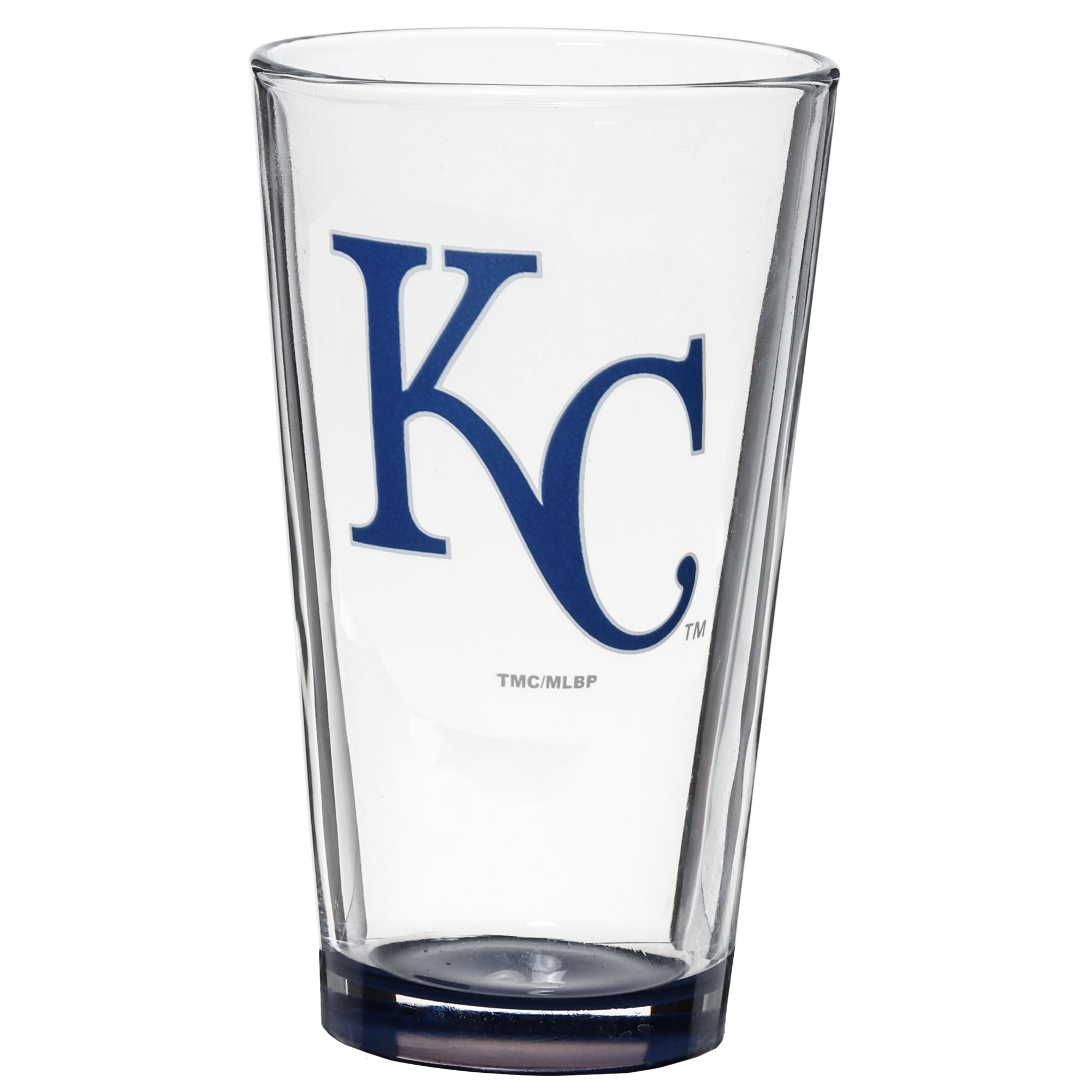 Kansas City Royals 16oz. Highlight Bottom Mixing Glass - No Size