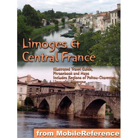 Limoges & Central France - eBook (Limoges Halloween)
