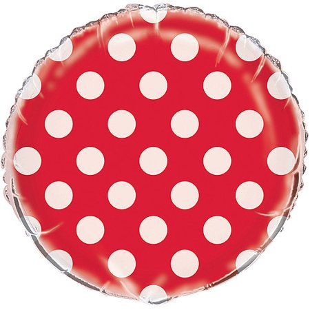 Red Polka Dot (18