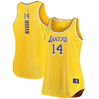 Brandon Ingram Los Angeles Lakers Fanatics Branded Women's Fast Break Tank Jersey - Icon Edition - Gold