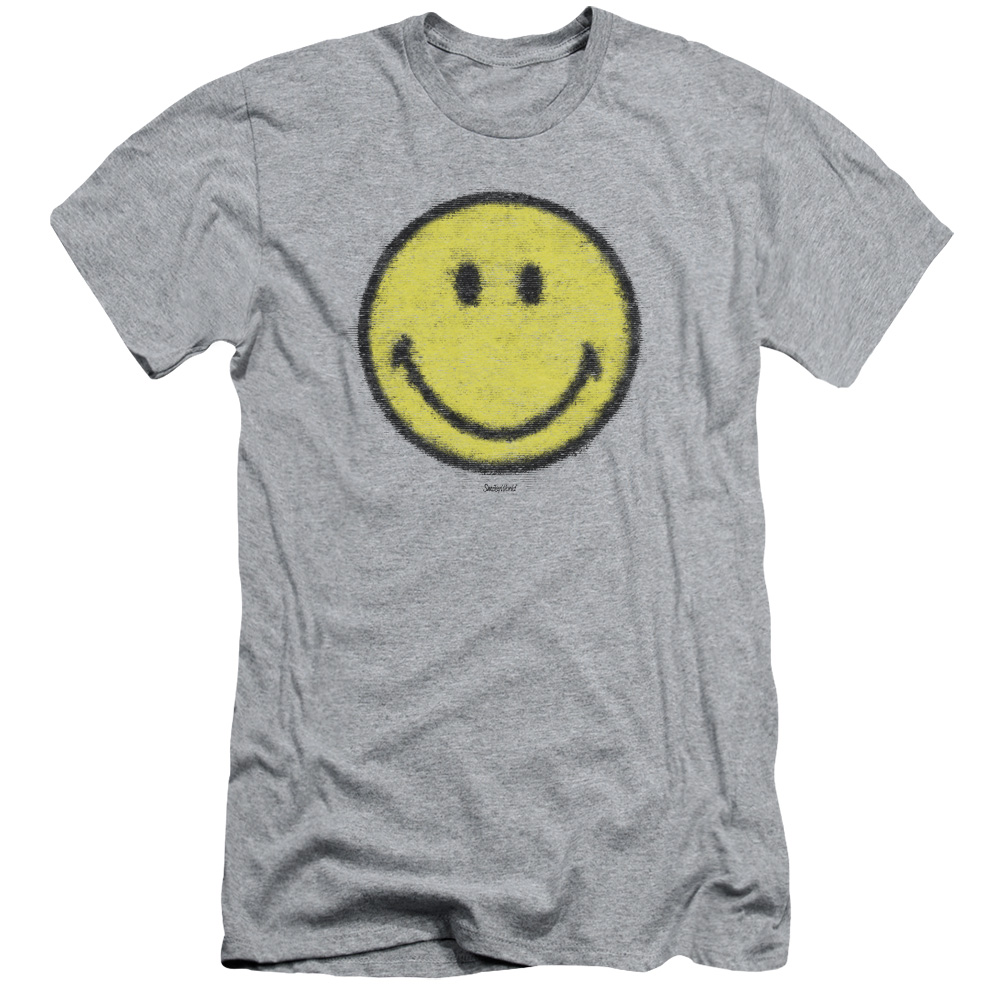 Smiley World Paper Jam Mens Slim Fit Shirt