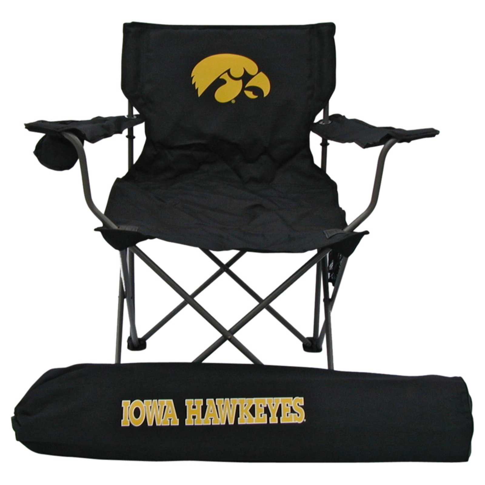 Rivalry Collegiate Folding Adult Tailgate Chair