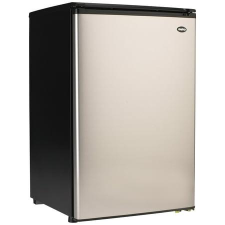 refrigerator 7 5 cu ft. sanyo 5-cu. ft. counter-high refrigerat refrigerator 7 5 cu ft e