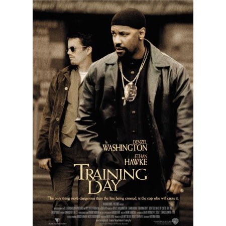 - Training Day Movie Poster 24inch x 36inch