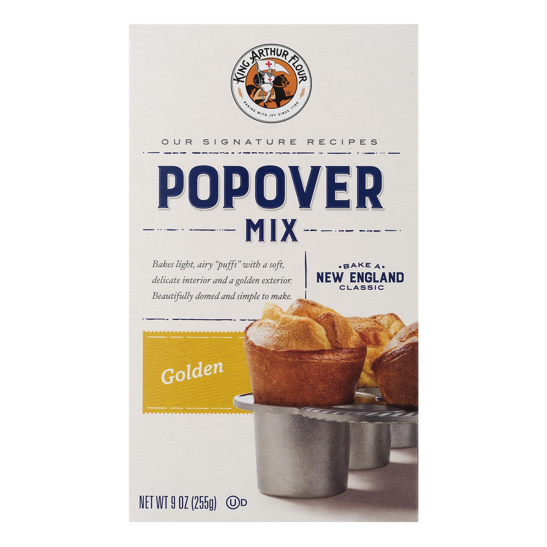 King Arthur Flour Popover Mix Golden, 9.0 OZ
