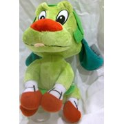 """Looney Tunes Baby K-9 Dog 12"""" Soft Stuffed Plush From Marvin the Martian Doll Toy"""