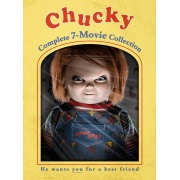 Chucky: Complete 7-Movie Collection (DVD) by