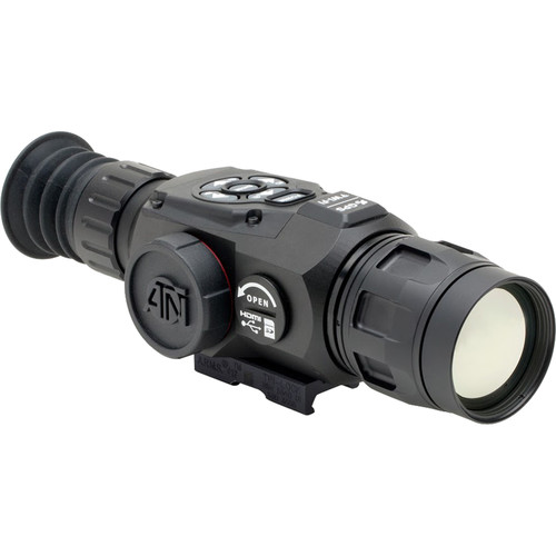 """ATN ThOR-HD 384 2-8x25 Thermal Riflescope ThOR Hd Thermal Scope"" by ATN Corp"