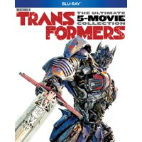 Deals on Transformers The Ultimate 5-Movie Collection Blu-ray