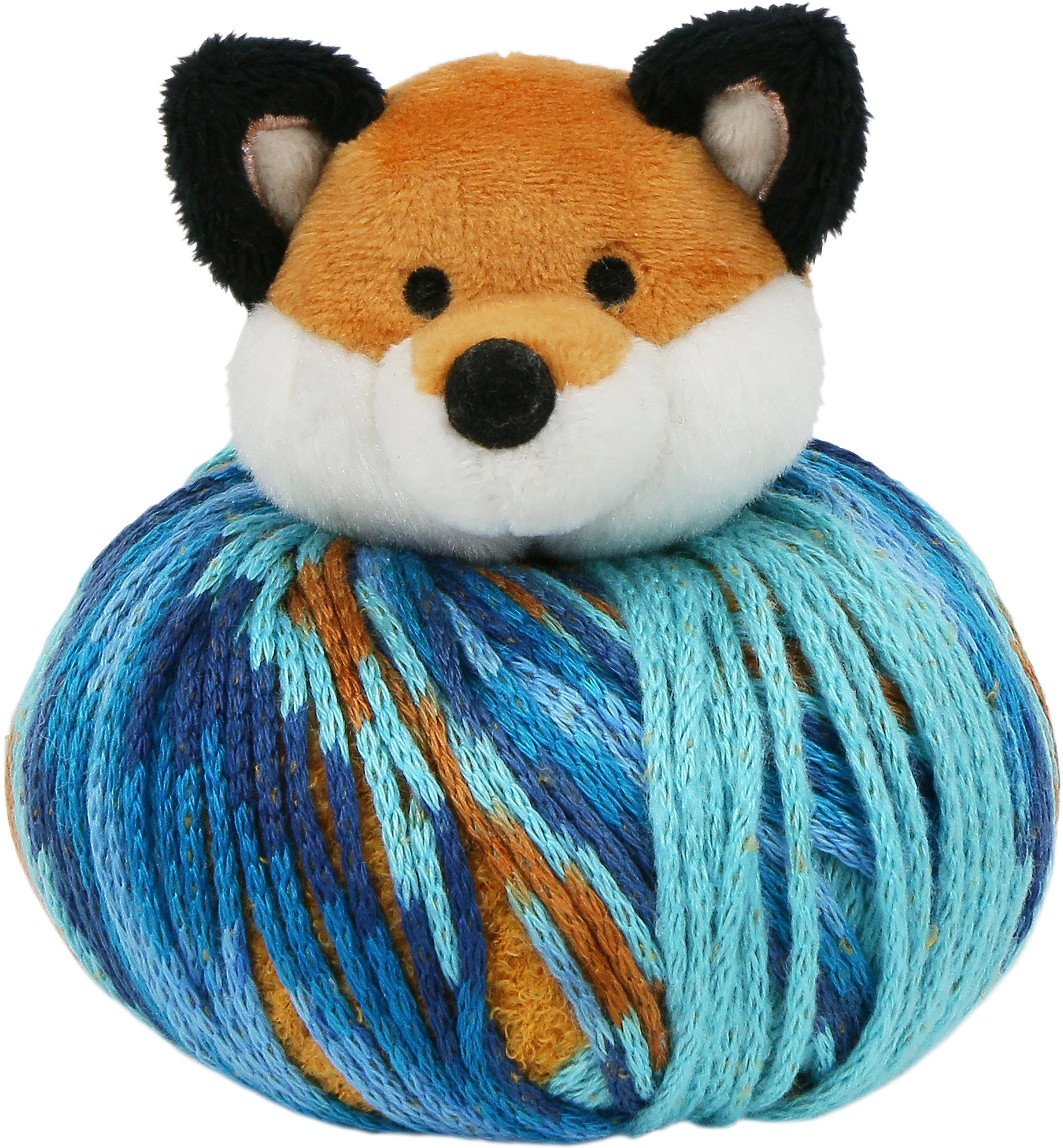 DMC Top This! Yarn-Fox