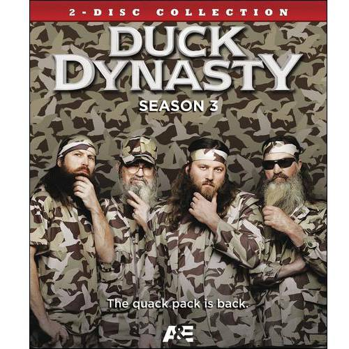 Duck Dynasty: Season 3 (Blu-ray) by