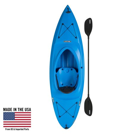Lifetime Blitz 90 Sit-In Kayak (Paddle Included), 90898 ()
