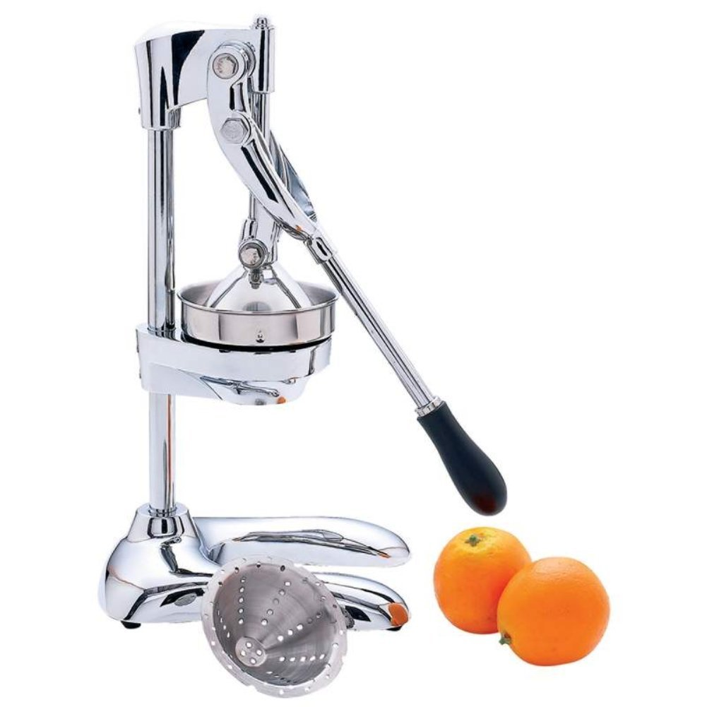 Chrome Heavy-Duty Professional Juicer