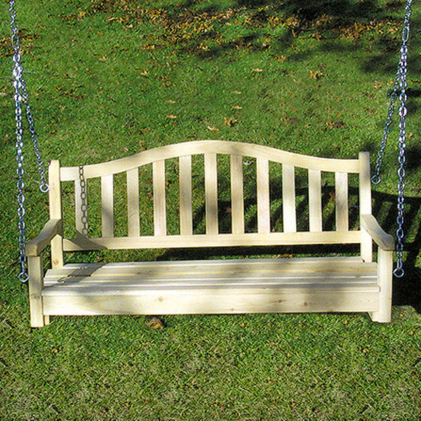 Tidewater Workshop American Garden Porch Swing
