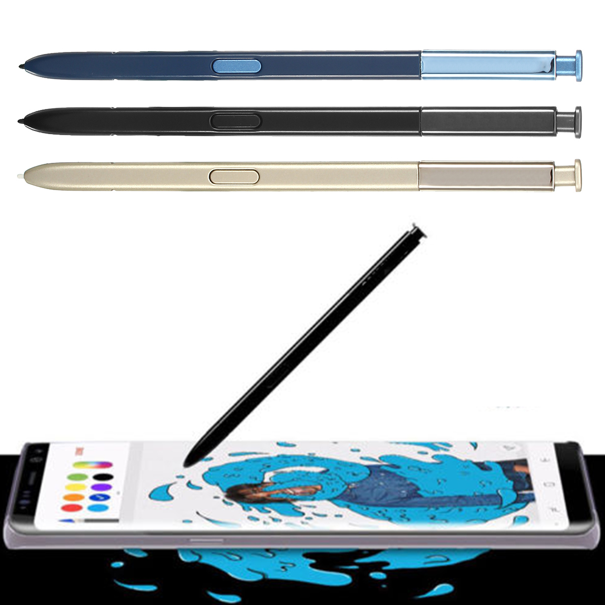 Stylus S Touch Screen Pen for Samsung Galaxy Note 8 AT&T Verizon T-Mobile Sprint