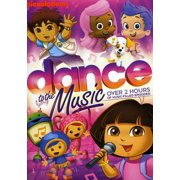 Nickelodeon Favorites: Dance To The Music! (Full Frame) by PARAMOUNT HOME VIDEO
