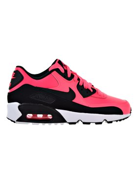 size 40 9270f 76cbb Product Image Nike Air Max 90 LTR Big Kid s Shoes Racer Pink Black White  833376-