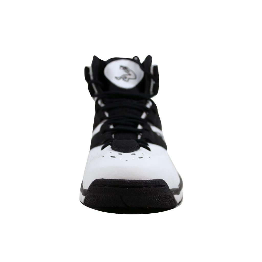 Reebok - Reebok Men s Shaq Attaq IV 4 Black White M41973 - Walmart.com 971a9c523
