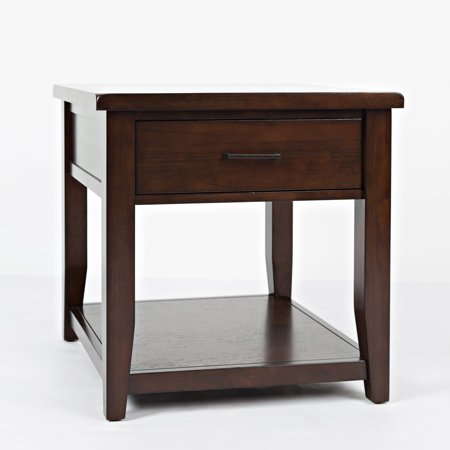 Jofran Twin Cities End Table - City Table