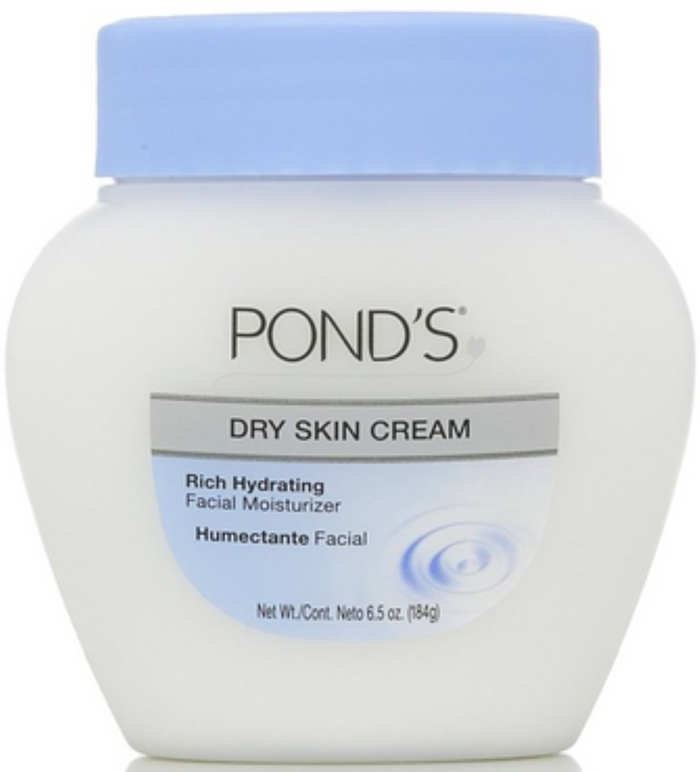 Pond's Dry Skin Cream 6.50 oz (Pack of 6)