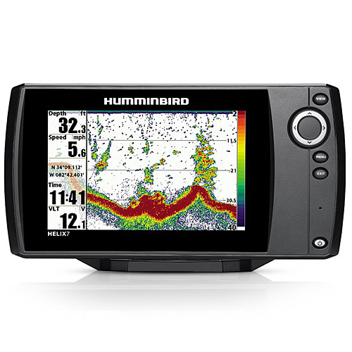 humminbird helix 7 sonar 409790-1 fishfinder helix 7 - walmart, Fish Finder