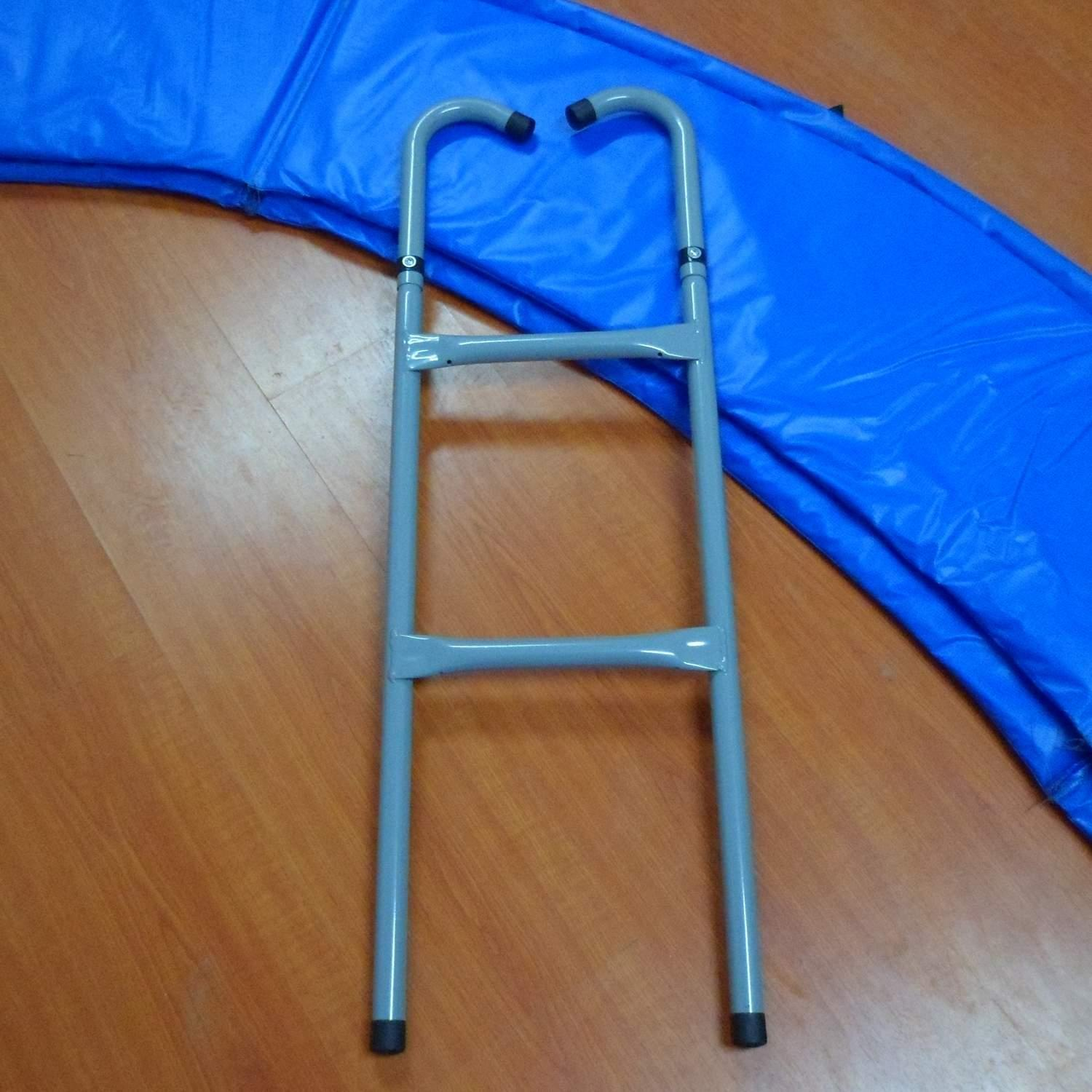 2 Step Trampoline Ladder Trampoline Ladder 41 7 Inch