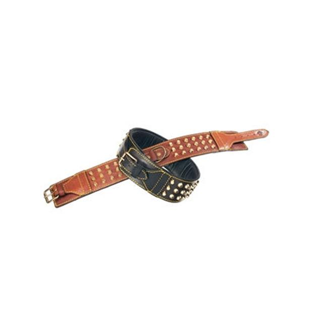 La Cinopelca R514 19. 7 inch Double Studded Collar with S...