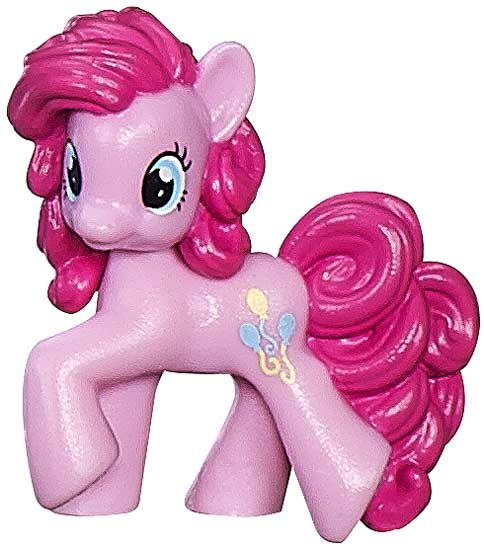My Little Pony Friends Forever Pinkie Pie Mini Figure by