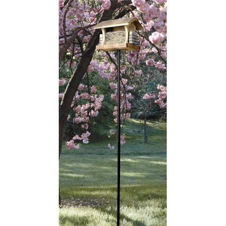 3 Pc Bird Feeder Pole Kit ()