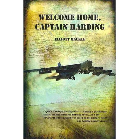 Welcome Home  Captain Harding