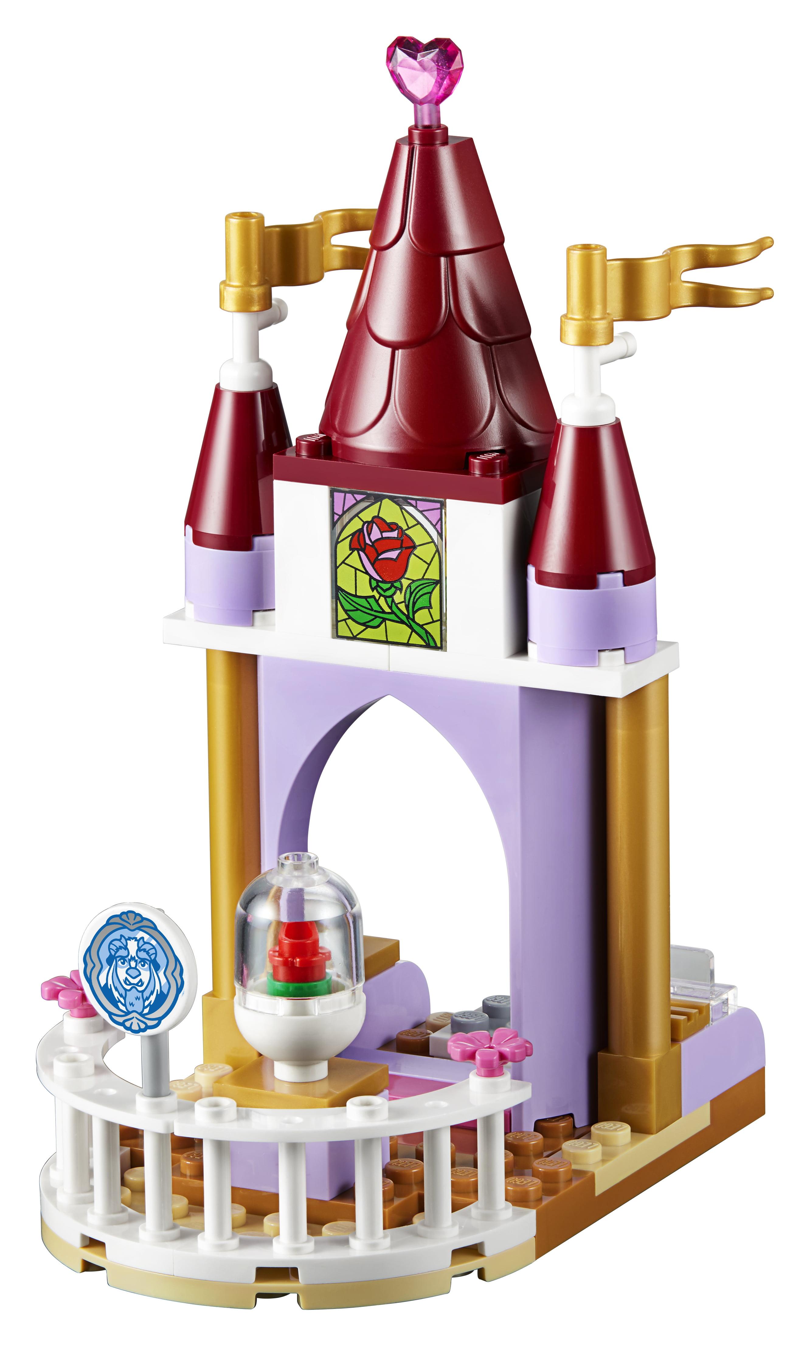 LEGO 10762 Juniors Belle/'s Story Time Building Set