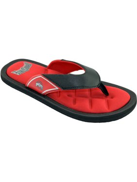 Kentucky Men's Padded Thong Sandals