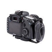 Micnova MQ-GS11 Genuine Leather Grip/Hand Strap for DSLR Cameras (Tripod Mount Attachment) {Style#11}