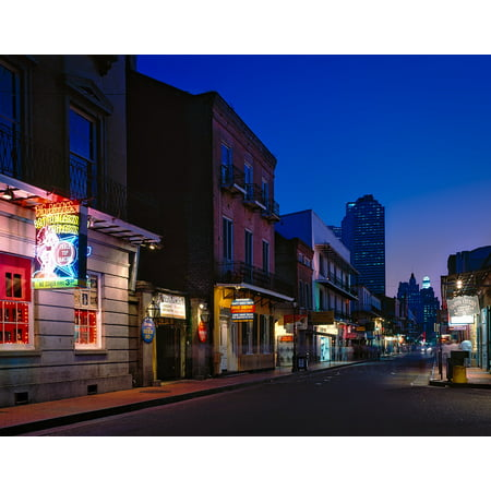 LAMINATED POSTER Urban City Louisiana New Orleans Destinations Poster Print 24 x 36 - Halloween City Park New Orleans