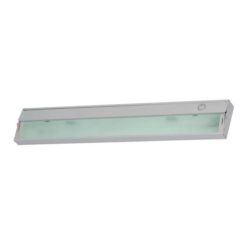Cornerstone Aurora 3 Light Under Cabinet Light in Stainless Steel