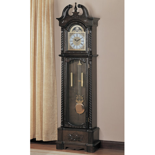 Coaster Grandfather Clock, Model# 900721