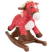 Rockin' Rider Bandana Vintage Rocking Pony