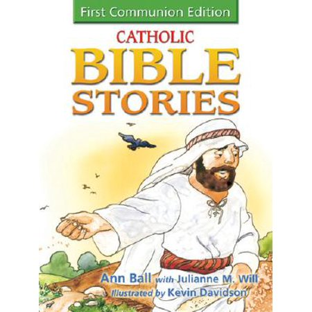 Catholic Bible Stories for Children: 1st Communion Edition (Hardcover)
