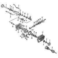 Genuine OE GM Output Shaft Bearing 9411785