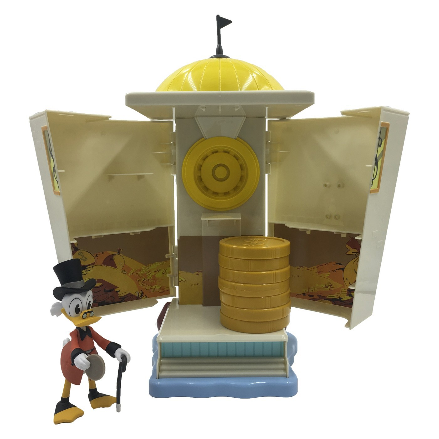Disney DuckTales Money Bin Playset