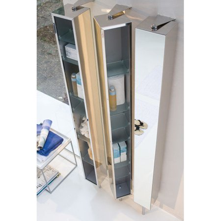 ws bath collections linea 9 8 39 39 x 72 39 39 mirrored free standing