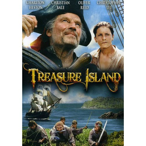 TREASURE ISLAND (1990/DVD)