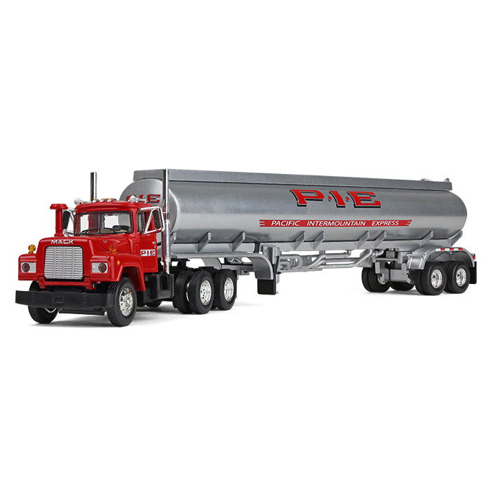 Firstgear Mack R with 42' Fuel Tank Trailer Pacific Inter...