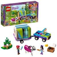 LEGO Friends Mia's Horse Trailer 41371 Building Kit with Mini Dolls