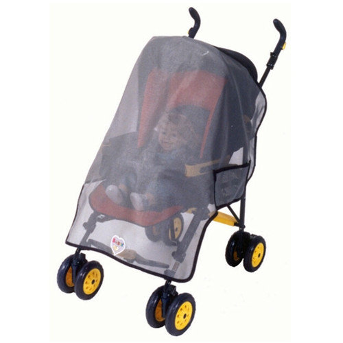 Sasha's Kiddie Products Generic Single Stroller Sun, Wind and Insect Cover