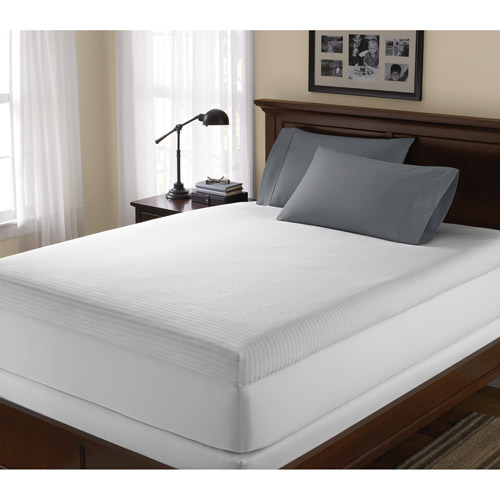 Canopy Hypoallergenic 4  Memory Foam Mat : canopy topper for bed - memphite.com